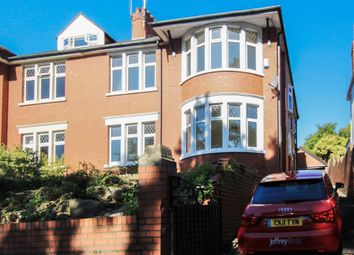 Thumbnail 4 bed detached house to rent in Lake Road West, Cyncoed, Cardiff