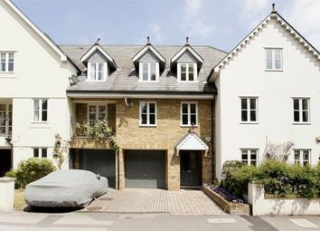 Thumbnail 4 bed terraced house for sale in Lingfield Road, London