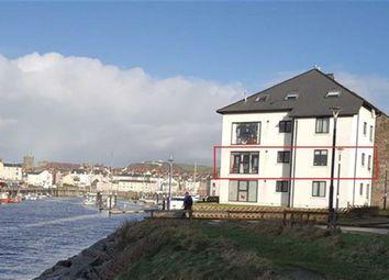 Thumbnail 3 bed flat for sale in 65, Y Lanfa, Trefechan, Aberystwyth
