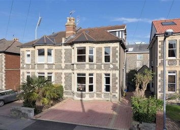 Thumbnail 4 bed semi-detached house for sale in Lancashire Road, Bishopston, Bristol