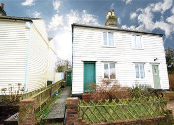 Thumbnail 2 bed semi-detached house for sale in Elm Cottage, Swanley Village Road, Swanley Village, Kent