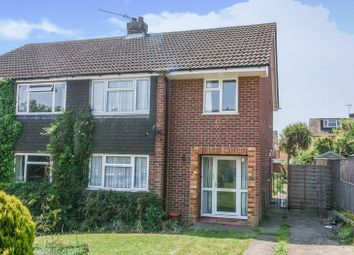 Thumbnail 3 bed semi-detached house to rent in Laburnum Close, Marlow