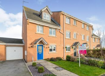 Thumbnail 4 bed town house for sale in Nightingale Drive, Stockton-On-Tees
