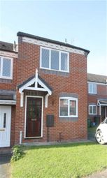 Thumbnail 2 bed end terrace house to rent in Sandown Crescent, Bowbrook, Shrewsbury