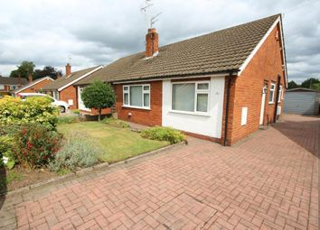 Thumbnail 2 bed semi-detached bungalow for sale in Roseacre Lane, Blythe Bridge, Stoke-On-Trent