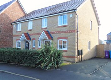 Thumbnail 3 bed semi-detached house for sale in Raffia Way, Walton, Liverpool