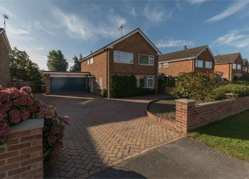 Thumbnail 4 bed detached house for sale in Woodhall Way, Beverley, East Riding Of Yorkshire
