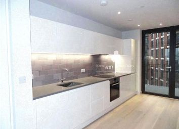 Thumbnail 2 bed flat to rent in Masthead House, 5 Royal Crest Avenue, London