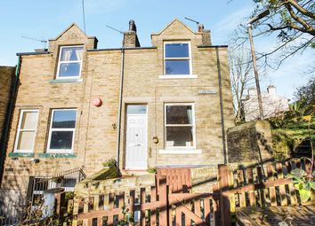 Thumbnail 3 bed terraced house for sale in Cliffe Street, Hebden Bridge, West Yorkshire