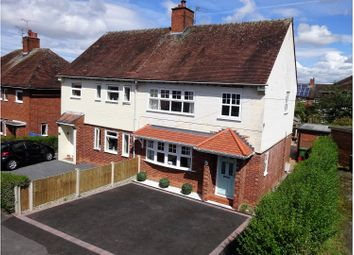 Thumbnail 3 bed semi-detached house for sale in Queens Drive, Helsby