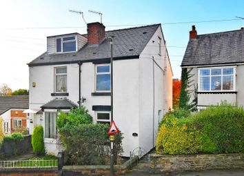 Thumbnail 2 bed semi-detached house for sale in Green Lane, Dronfield, Derbyshire
