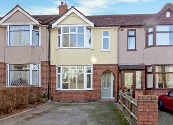 Thumbnail 3 bedroom terraced house for sale in Lincroft Crescent, Coventry