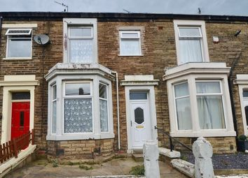 Thumbnail 4 bed terraced house for sale in St. Huberts Road, Great Harwood, Blackburn