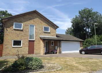Thumbnail 4 bed detached house to rent in Sovereign Way, Eastleigh