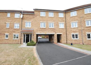 Thumbnail 2 bed flat for sale in Millennium Court, Greenside, Ryton