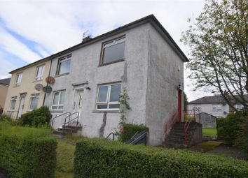Thumbnail 1 bed flat for sale in Rowan Drive, Clydebank