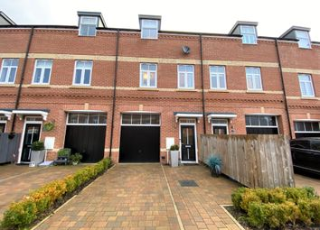 Hugh Percy Court, Stannington, Morpeth NE61. 3 bed town house for sale
