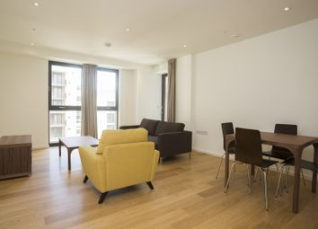 Thumbnail 1 bed flat to rent in 14 Glade Walk, London