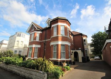 Thumbnail 1 bedroom flat for sale in Argyll Road, Bournemouth, Dorset