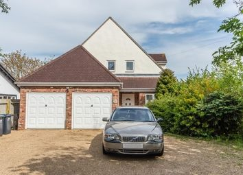 Thumbnail 4 bed detached house to rent in Twentypence Road, Wilburton, Ely