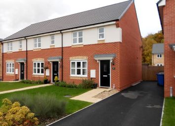 Thumbnail 3 bed terraced house for sale in Whitehead Drive, Wrexham