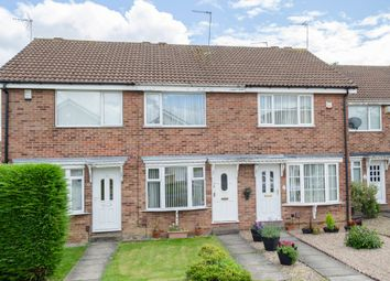 Thumbnail 2 bedroom terraced house for sale in Stirrup Close, York