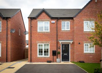 Thumbnail 3 bed terraced house for sale in Willow Way, Whinmoor, Leeds, West Yorkshire