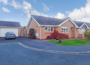 Thumbnail 3 bed detached bungalow for sale in Lon Y Wylan, Belgrano, Abergele