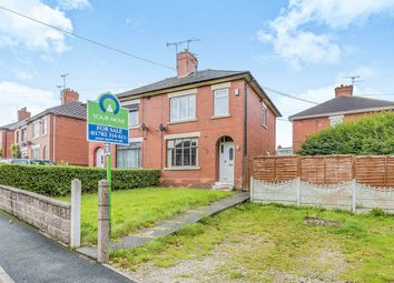 Thumbnail 3 bed semi-detached house for sale in Sherwood Road, Meir, Stoke-On-Trent