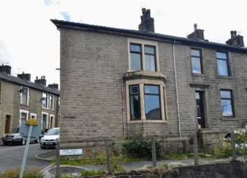 Thumbnail 2 bed terraced house for sale in West View, Helmshore, Rossendale