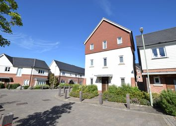 Thumbnail 3 bed detached house for sale in Blackthorns, Fleet