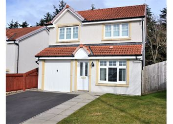 Thumbnail 4 bed detached house for sale in Westfield Brae, Inverness