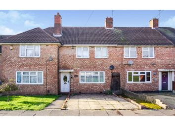 Sheddington Road, Birmingham B23. 3 bed terraced house