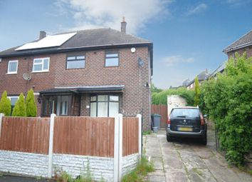 Thumbnail 3 bedroom semi-detached house for sale in Denby Avenue, Longton, Stoke-On-Trent, Staffordshire