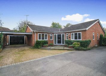 Thumbnail 4 bed detached bungalow for sale in Abney Court Drive, Bourne End