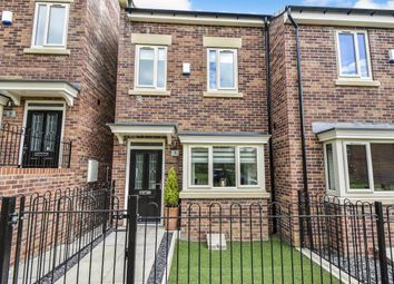 Thumbnail 4 bedroom town house for sale in Orchard Court, Burncross Road, Sheffield