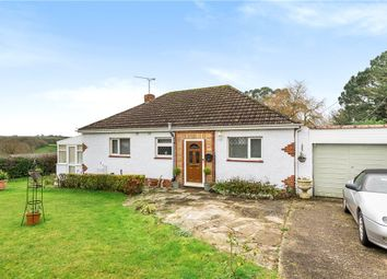 Thumbnail 3 bed detached bungalow for sale in New Road, Broad Oak, Sturminster Newton, Dorset