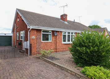 Thumbnail 2 bed semi-detached bungalow for sale in Watkinson Gardens, Waterthorpe, Sheffield