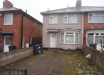 Thumbnail 3 bed semi-detached house for sale in Chetwynd Road, Birmingham