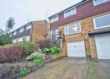 Thumbnail 4 bed semi-detached house for sale in Carisbrooke Avenue, High Wycombe