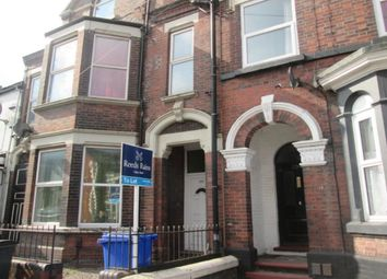 Thumbnail 2 bedroom flat to rent in Waterloo Road, Burslem, Stoke-On-Trent