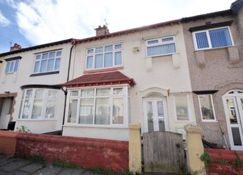 Thumbnail 3 bed terraced house for sale in Knowsley Road, Wallasey
