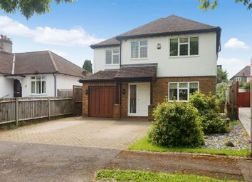 Thumbnail 4 bed detached house for sale in Palmersfield Road, Banstead