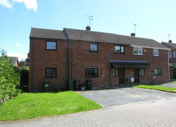 Thumbnail 2 bed flat for sale in Bache Hall Estate, Chester