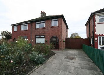 Thumbnail 3 bed semi-detached house for sale in North Road, Crossens, Southport