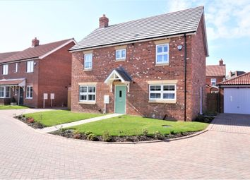 Thumbnail 4 bed detached house for sale in Rosemallow Close, Scartho