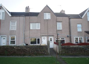 Thumbnail 3 bed terraced house for sale in Prospect Row, Cleator, Cumbria