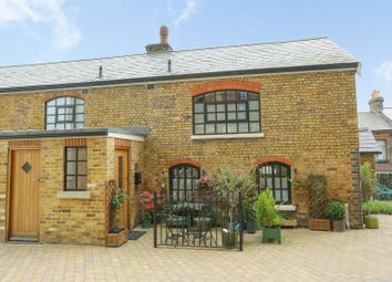 Thumbnail 2 bed semi-detached house for sale in Millers Hill, Margate Road, Ramsgate