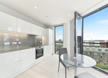 Cutter House, Royal Wharf, London E16. Studio to rent