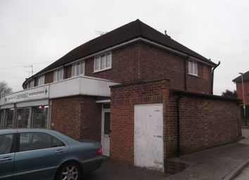 Thumbnail 2 bed flat to rent in Welland Vale Road, Leicester